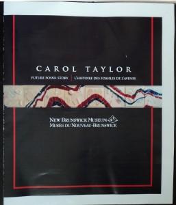 cover of exhibit brochure