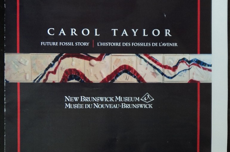 cover of exhibit brochure