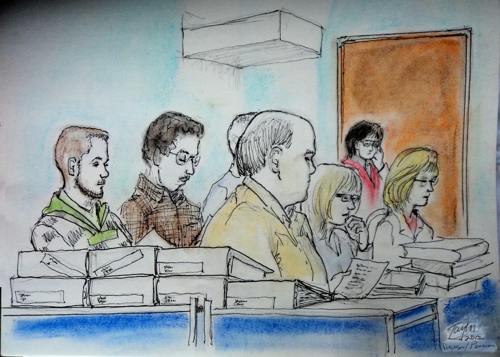 2012 Jury Ferguson Trial 2