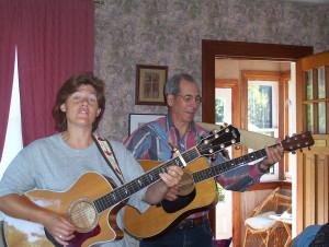 Stew and Juanita Clayton