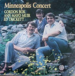 Bok Trio Minneapolis Concert