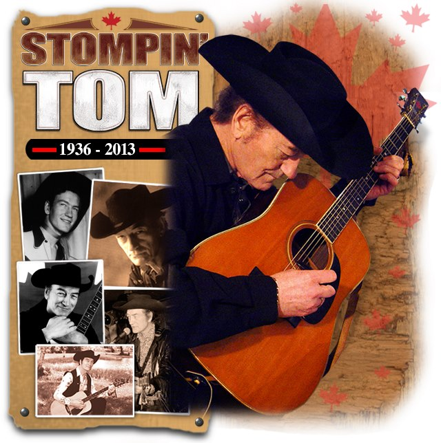 Stompin' Tom 1936-2013